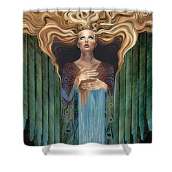 Believer Shower Curtain