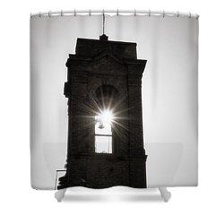 Bell Burst Shower Curtain