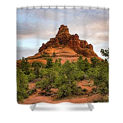 Bell Rock Shower Curtain