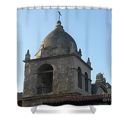 Bell Tower Shower Curtain