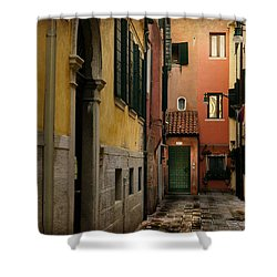 Bella Italia Shower Curtain