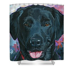 Bella Shower Curtain by Nadi Spencer