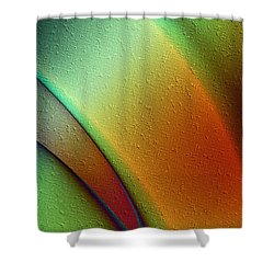 Belleza Silenciosa Shower Curtain