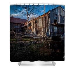 Bellrock Mill Shower Curtain
