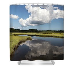 Bells Neck Road 2 Shower Curtain