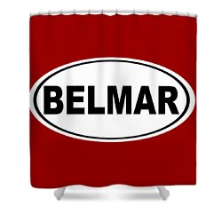 Shower Curtain featuring the photograph Belmar New Jersey Home Pride by Keith Webber Jr