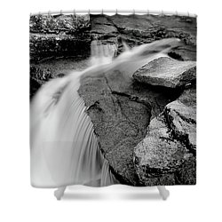 Bemis Brook Falls Shower Curtain