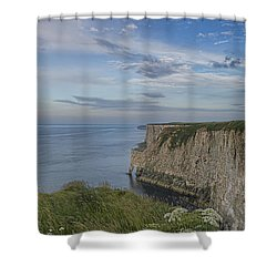 Bempton View Shower Curtain