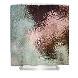 Shower Curtain featuring the photograph Lady Of The Lake by Tom Vaughan