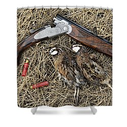 Beretta 28 Gauge - D005559 Shower Curtain