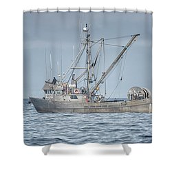 Shower Curtain featuring the photograph Bernice C by Randy Hall