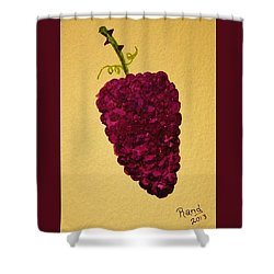 Berry Good Shower Curtain