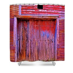 Berryville Shed Shower Curtain