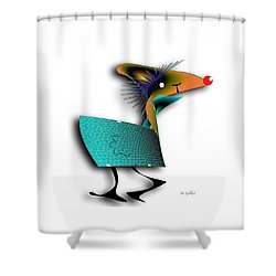 Bert Shower Curtain