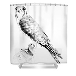 Best Friend Shower Curtain