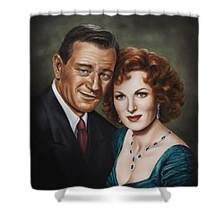 Best Guy I Ever Met Shower Curtain