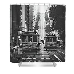 Best Of San Francisco Shower Curtain