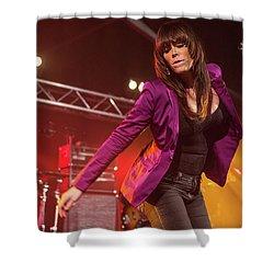Beth Hart Shower Curtain