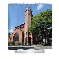 Bethesda Baptist Church Shower Curtain