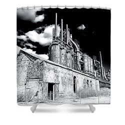 Bethlehem Steel Shower Curtain