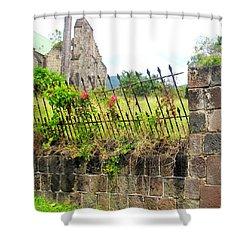 Better Days Shower Curtain