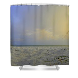 Betwen The Grass Shower Curtain by Sean Allen