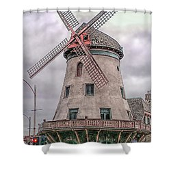 Bevo Mill Shower Curtain