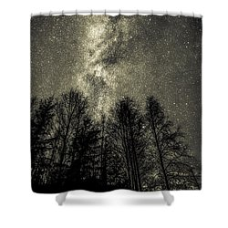 Beyond Eternity Shower Curtain