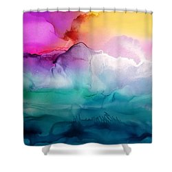 Beyond Shower Curtain