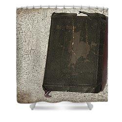 Bible Shower Curtain