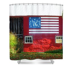 Bicentennial Shower Curtain