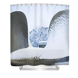 Big Ears Shower Curtain
