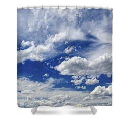 Big Sky - Photography Shower Curtain