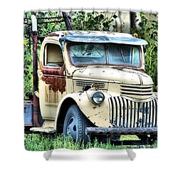 Big Tow Shower Curtain