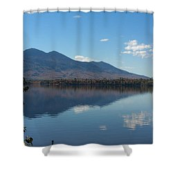Bigelow Mt View Shower Curtain