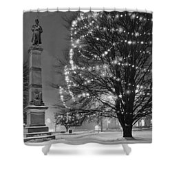 Billerica Common 004 Shower Curtain