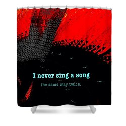 Billie Shower Curtain