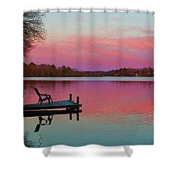 Billington Sea Perfection Shower Curtain