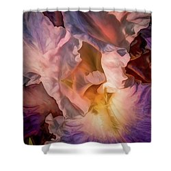 Billowing Grace 7 Shower Curtain