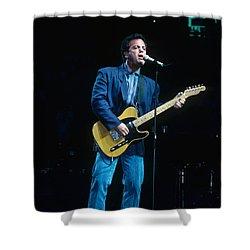 Billy Joel Shower Curtain