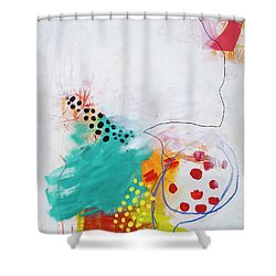 Bio Diverse City#2 Shower Curtain by Jane Davies