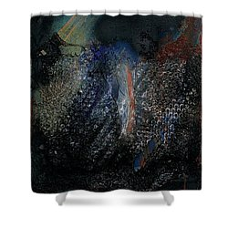 Biospheres Ipo - The World As Will And Representation - Arthur Schopenhauer - Ecological Footprint  Shower Curtain