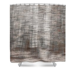 Shower Curtain featuring the photograph Birch At The Forest Edge by Thomas Young