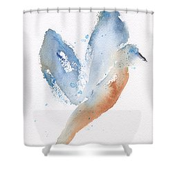 Bird Takes Flight  Shower Curtain