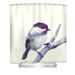 Bird // Trust Shower Curtain