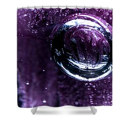 Shower Curtain featuring the photograph Birth by Eric Christopher Jackson
