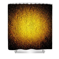 Birth Of A New Galaxy Sun Shower Curtain
