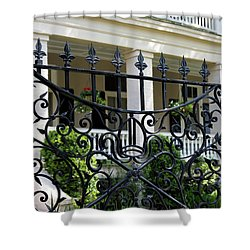 Bishop's Gate Shower Curtain