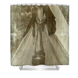 Bivouac Shower Curtain