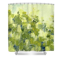Bladverk I Motljus   - Sunlit Leafs_0159 Up To 76 X 56 Cm Shower Curtain
